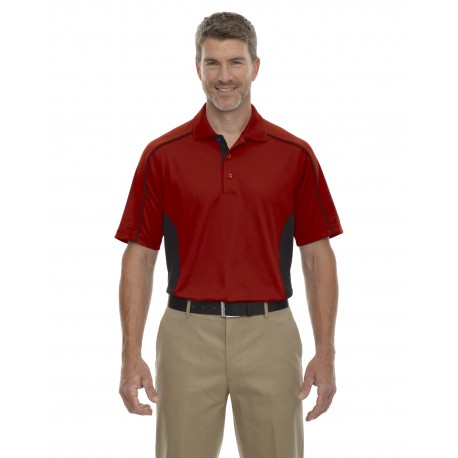 85113 Extreme 85113 Men's Eperformance Fuse Snag Protection Plus Colorblock Polo CLASSIC RED 850