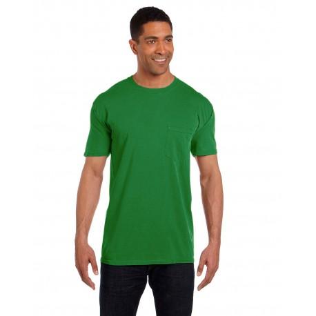 6030CC Comfort Colors 6030CC Adult Heavyweight RS Pocket T-Shirt CLOVER