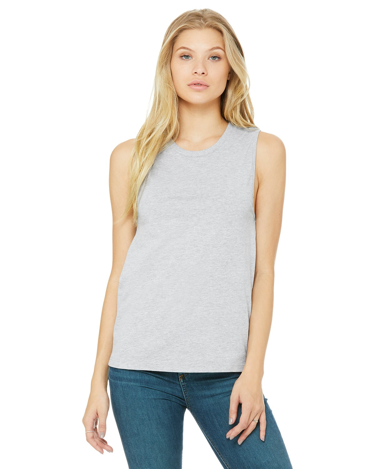 B6003 Bella + Canvas ATHLETIC HEATHER