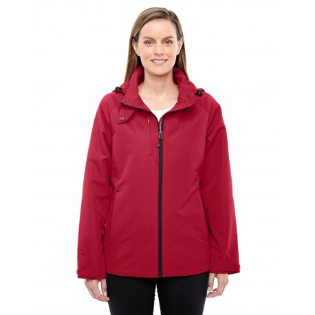 78226 North End 78226 Ladies' Insight Interactive Shell CLS RED/BLK 850