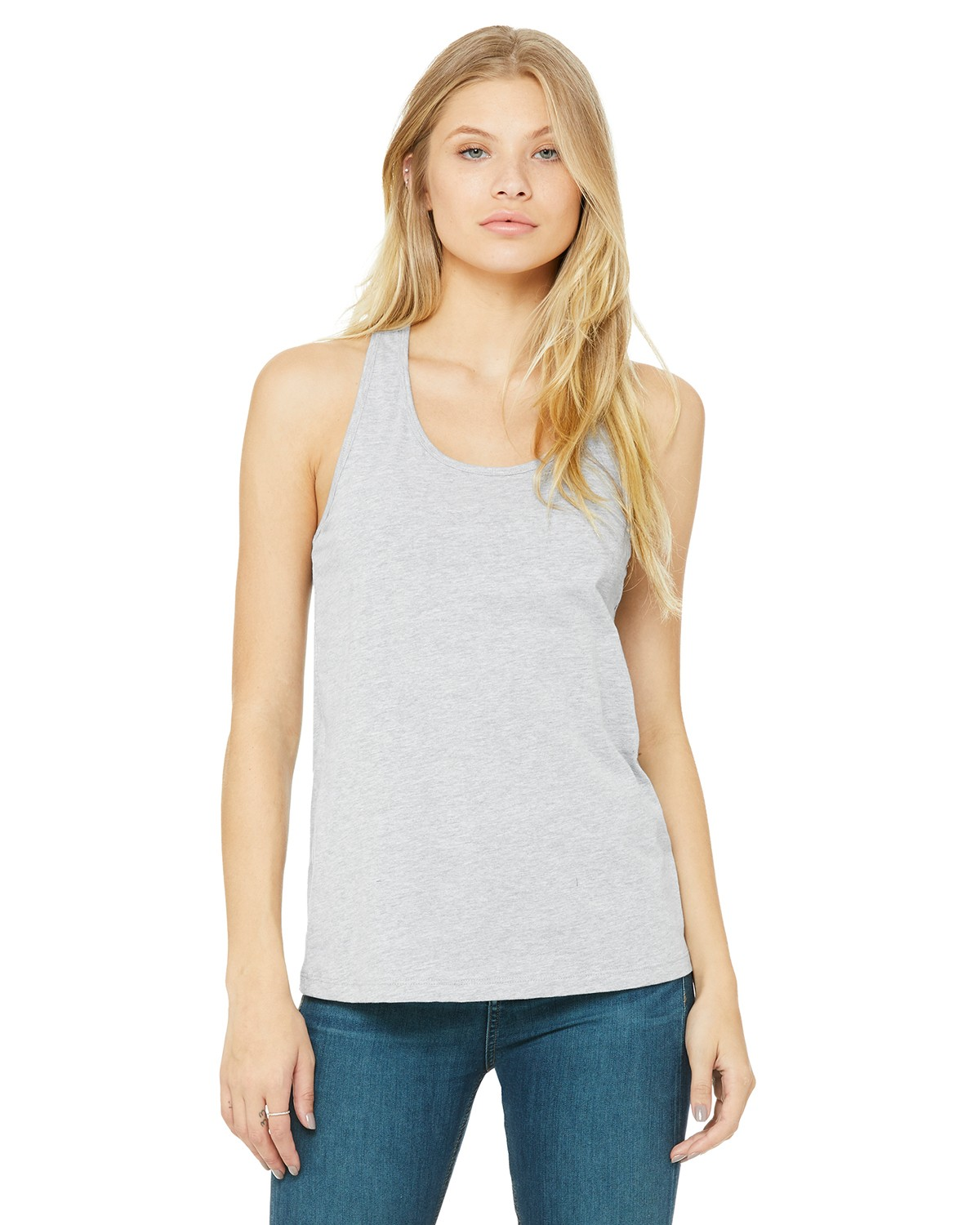 B6008 Bella + Canvas ATHLETIC HEATHER