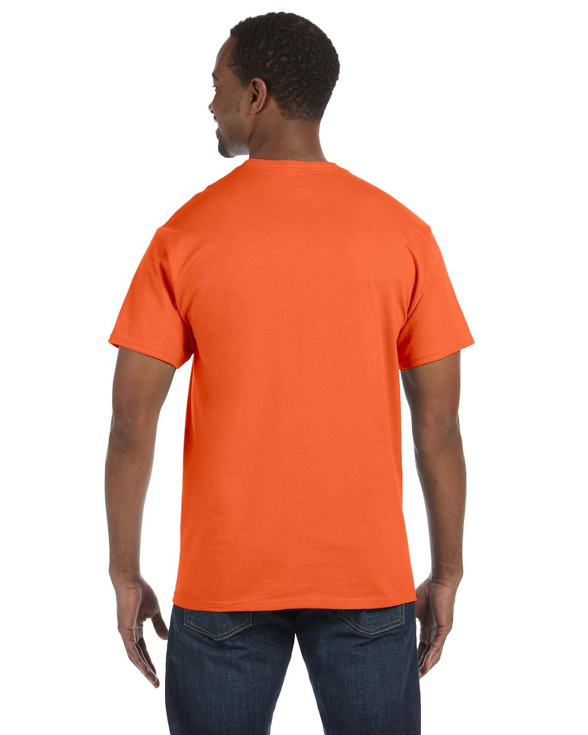 5250T Hanes ATHLETIC ORANGE