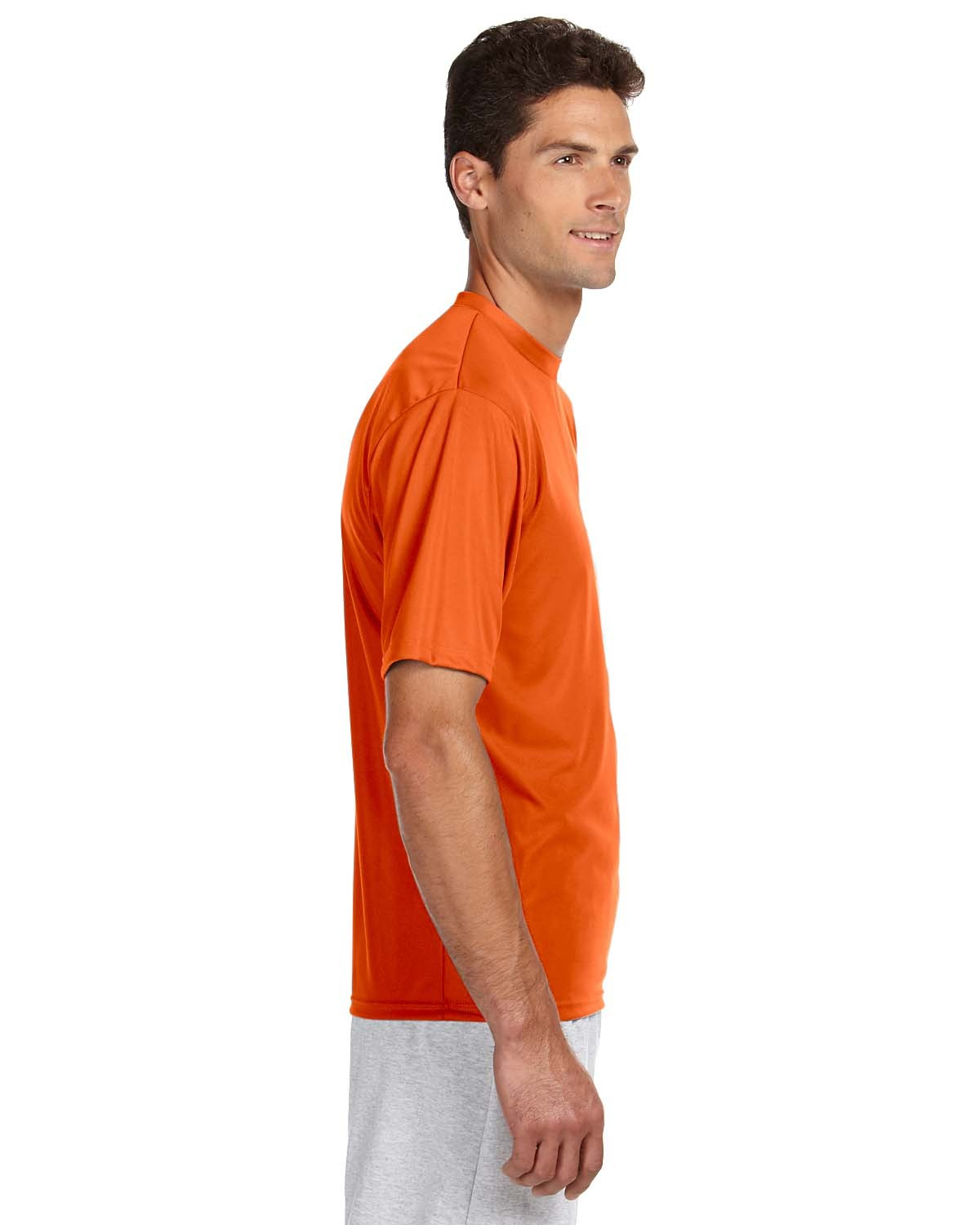 N3142 A4 Apparel ATHLETIC ORANGE