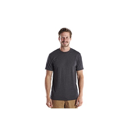 US2000R US Blanks US2000R Men's Made in USA Organic T-Shirt ANTHRACITE