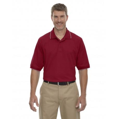 85032 Extreme 85032 Men's Cotton Jersey Polo CRIMSON 780