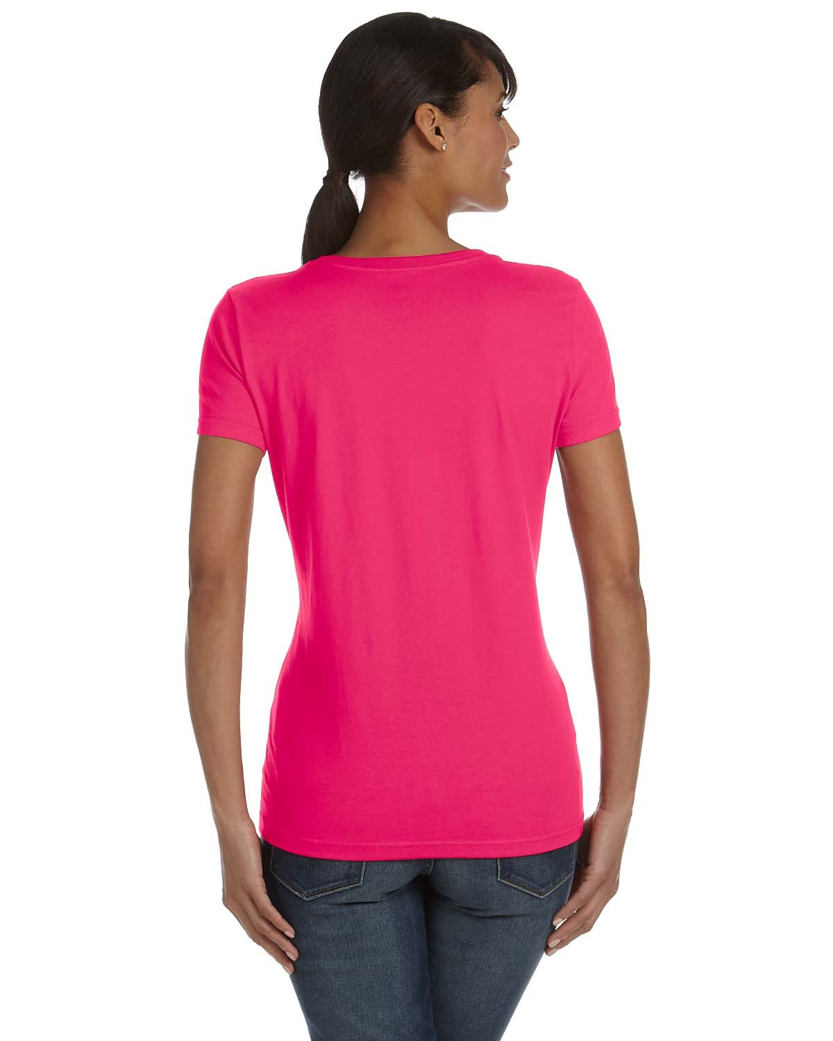 L39VR Fruit of the Loom CYBER PINK
