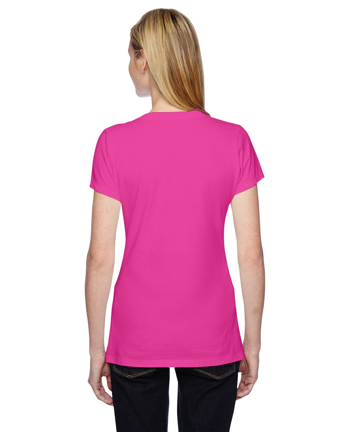 SFJVR Fruit of the Loom CYBER PINK