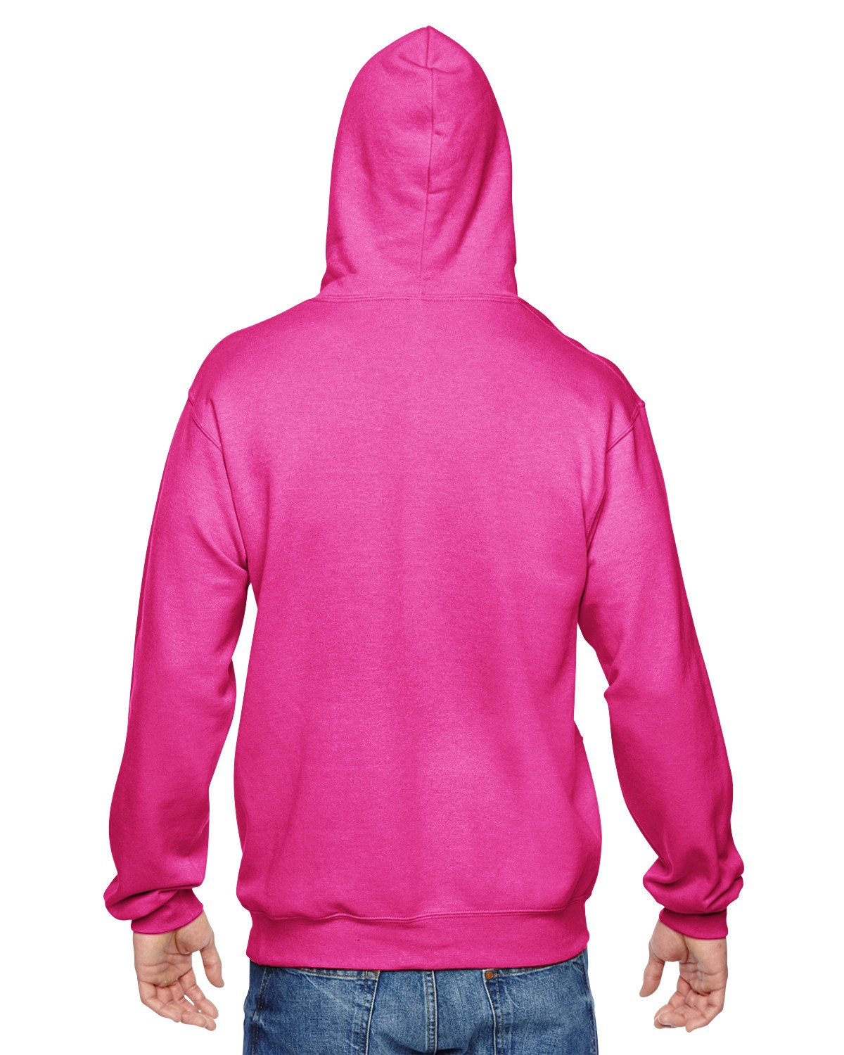 SF76R Fruit of the Loom CYBER PINK
