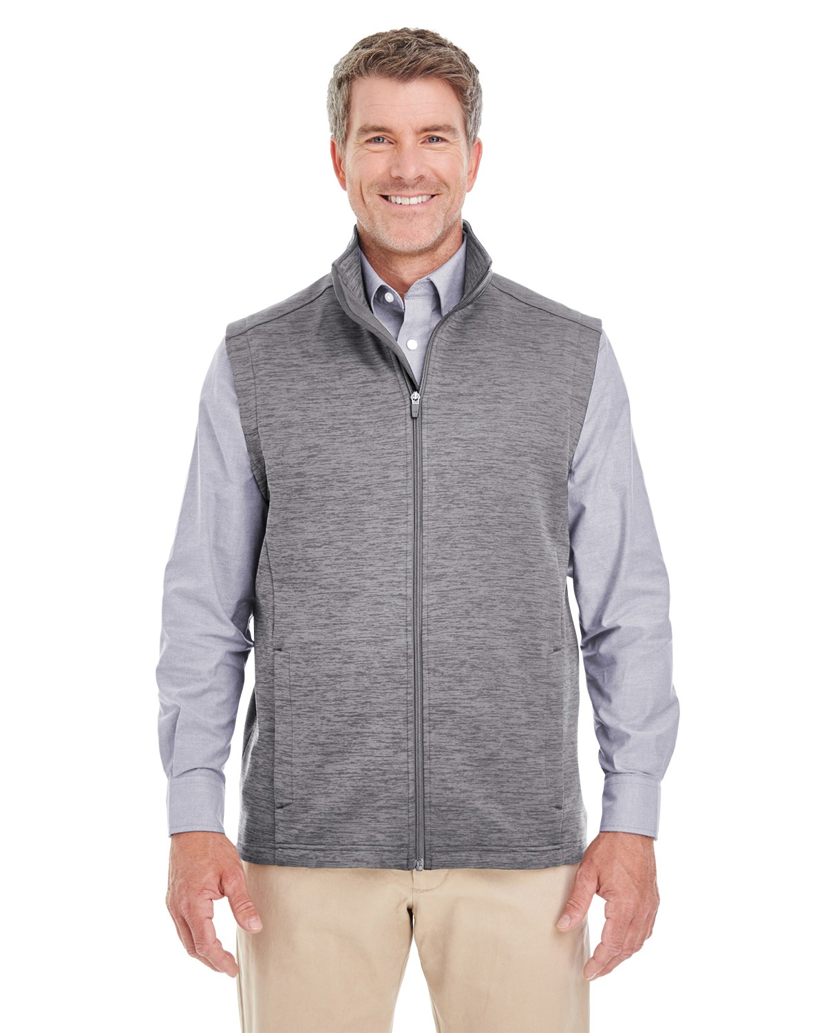 DG797 Devon & Jones DARK GREY HEATHR