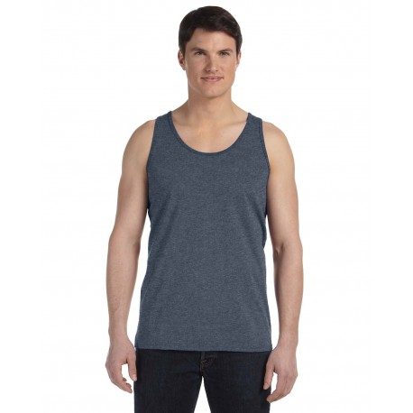 3480 Bella + Canvas 3480 Unisex Jersey Tank DEEP HEATHER