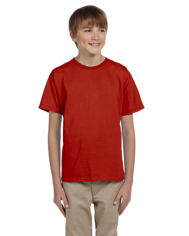 5370 Hanes DEEP RED