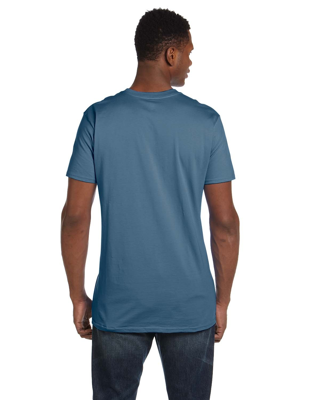 4980 Hanes DENIM BLUE