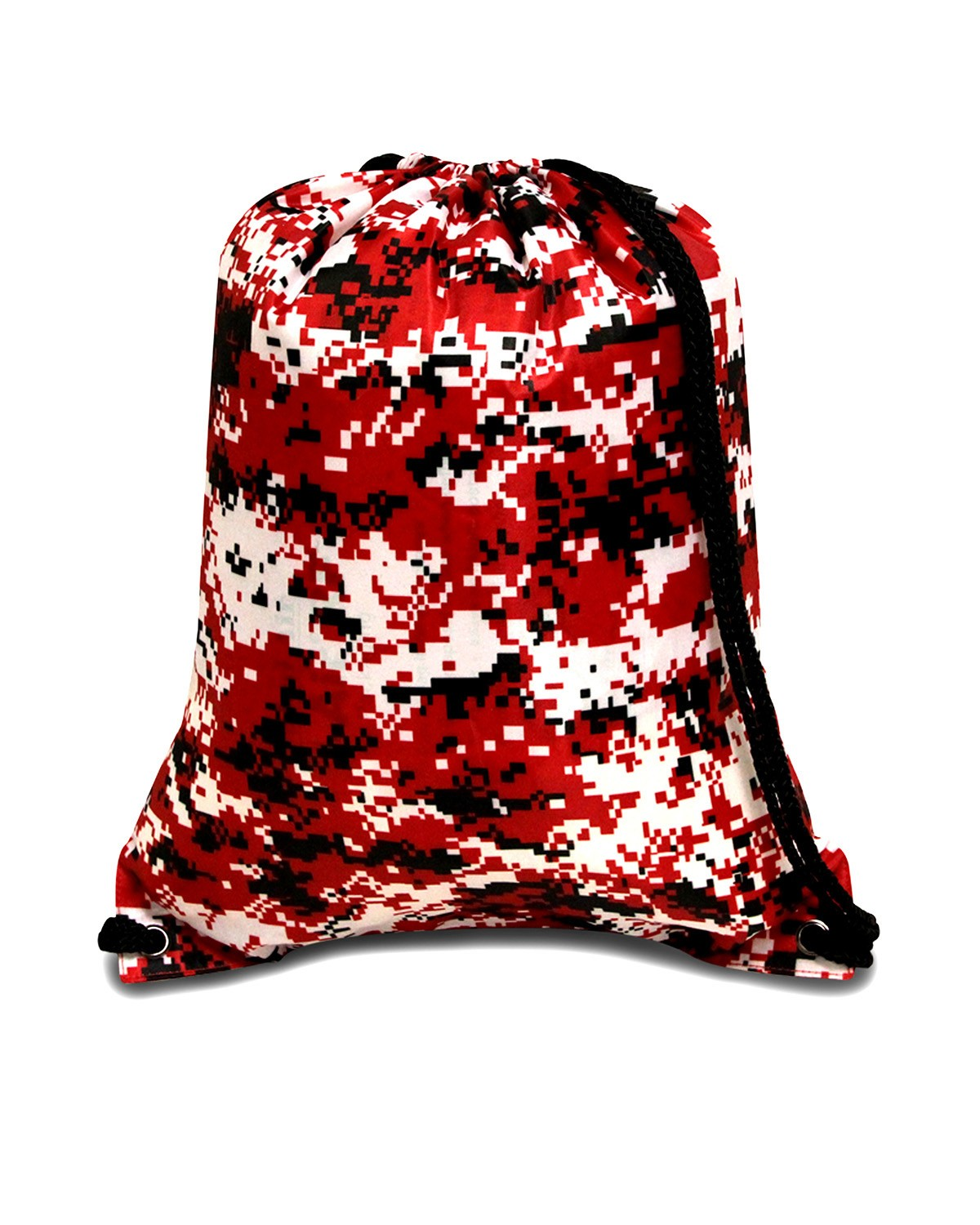 8881 Liberty Bags DIGIAL CAMO RED