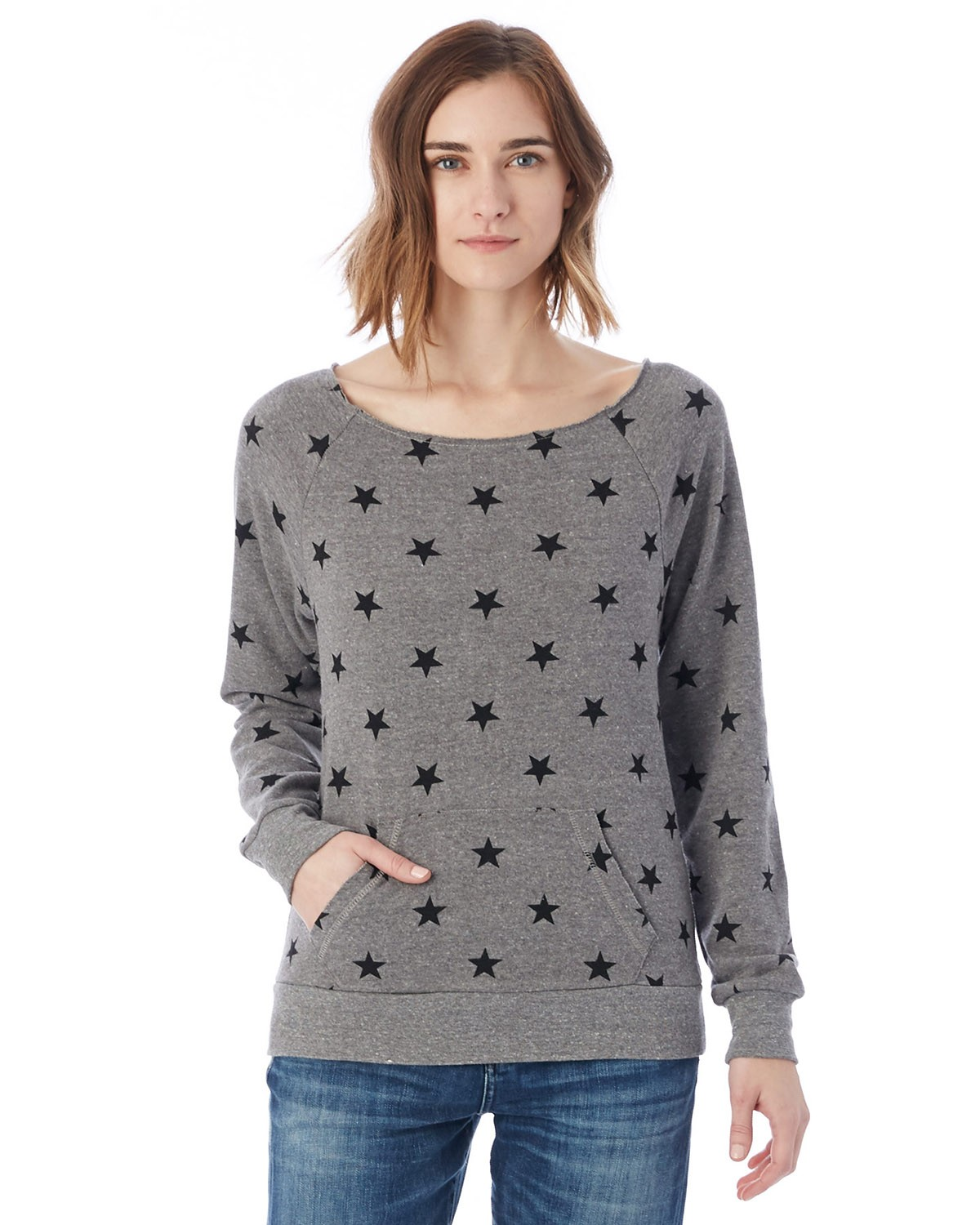 AA9582 Alternative ECO GREY STARS