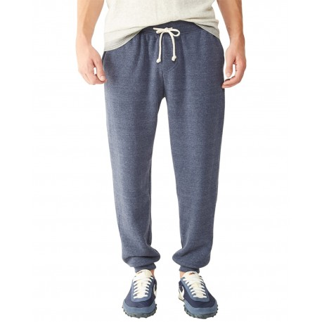 09881F Alternative 09881F Unisex Dodgeball Eco-Fleece Pant ECO TR NAVY