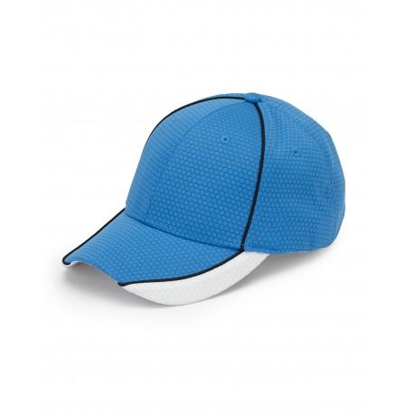 DP102 Adams DP102 First String Cap EL BLUE/WH/BLK