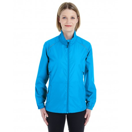 78183 Core 365 78183 Ladies' Motivate Unlined Lightweight Jacket ELECT BLUE 485