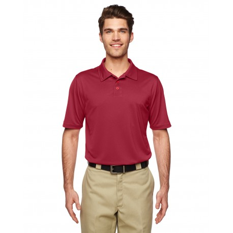 LS425 Dickies LS425 Men's 6 oz. MaxCool Performance Polo ENGLISH RED