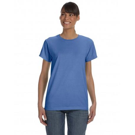 C3333 Comfort Colors C3333 Ladies' Midweight RS T-Shirt FLO BLUE