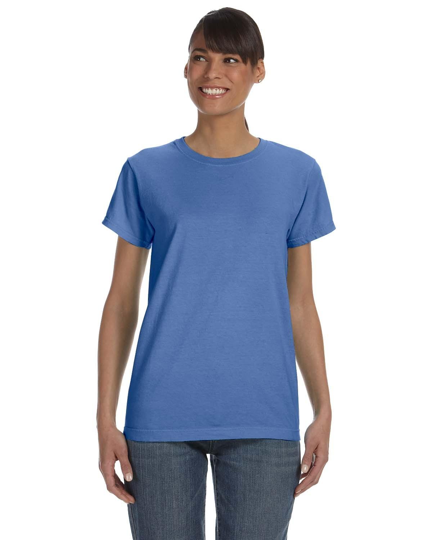C3333 Comfort Colors FLO BLUE