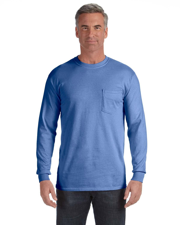 C4410 Comfort Colors FLO BLUE