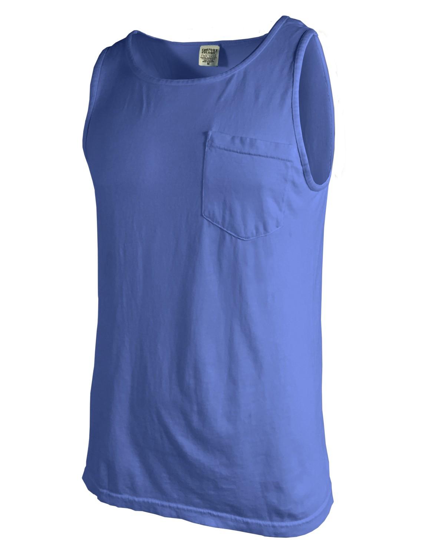 9330 Comfort Colors FLO BLUE