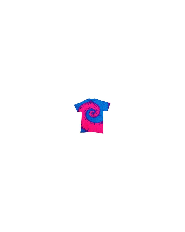 CD100 Tie-Dye FLO BLUE/PINK