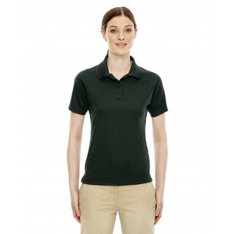 75046 Extreme 75046 Ladies' Eperformance Pique Polo FOREST 630