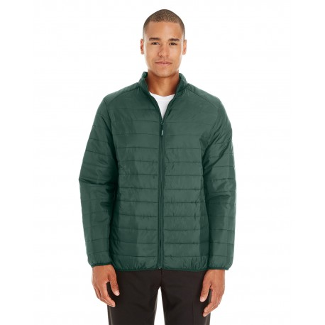 CE700 Core 365 CE700 Men's Prevail Packable Puffer Jacket FOREST 630