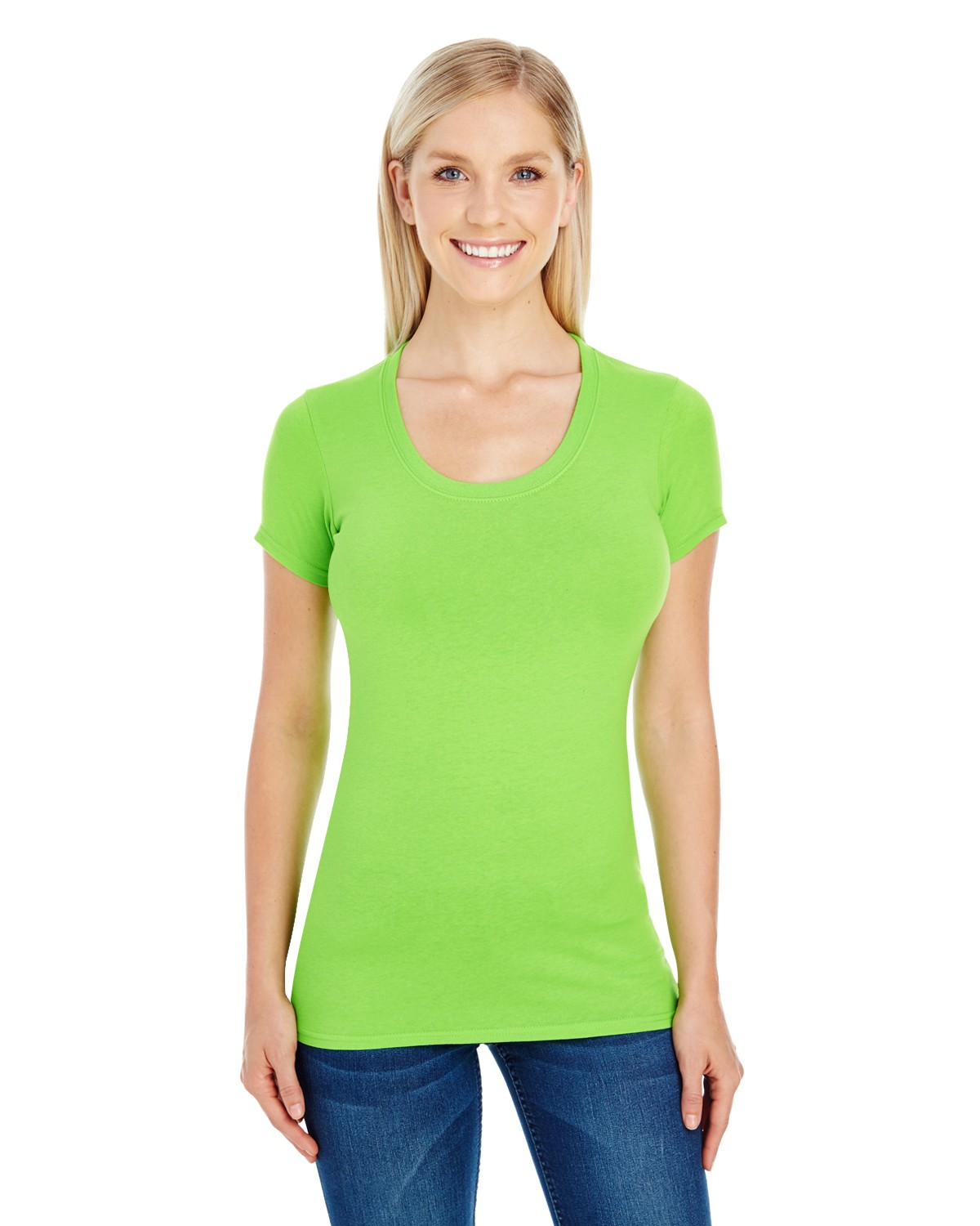 220S Threadfast Apparel ACTIVE GREEN