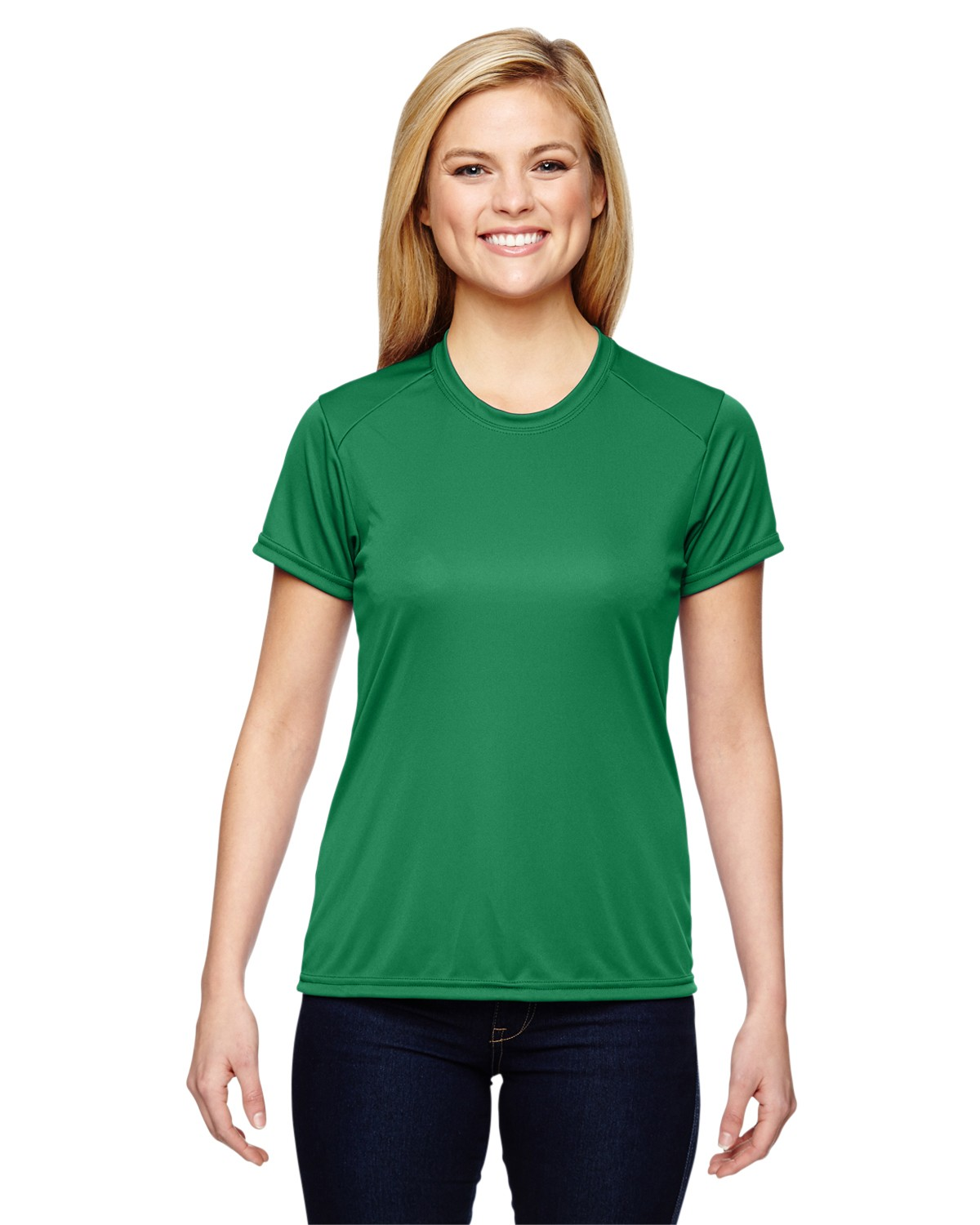 NW3201 A4 Apparel FOREST GREEN