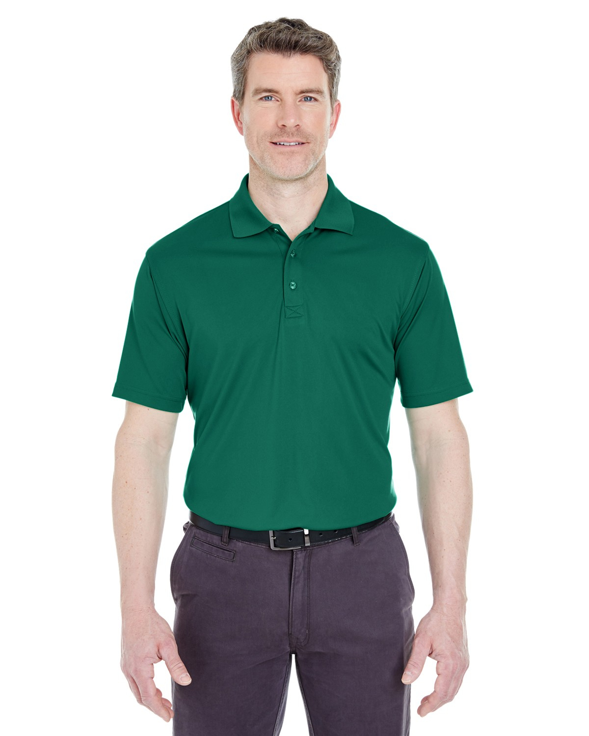 8425 UltraClub FOREST GREEN