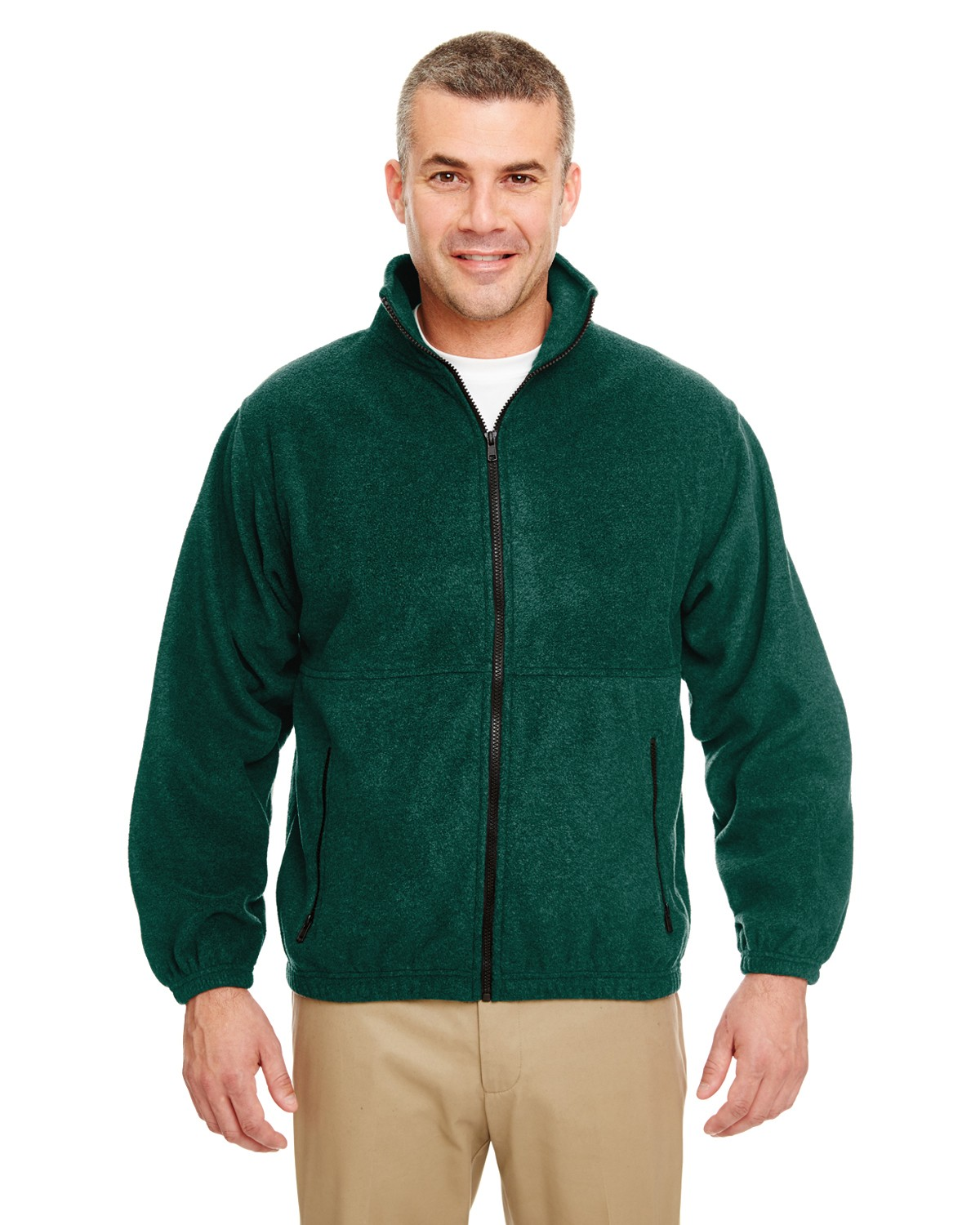 8485 UltraClub FOREST GREEN