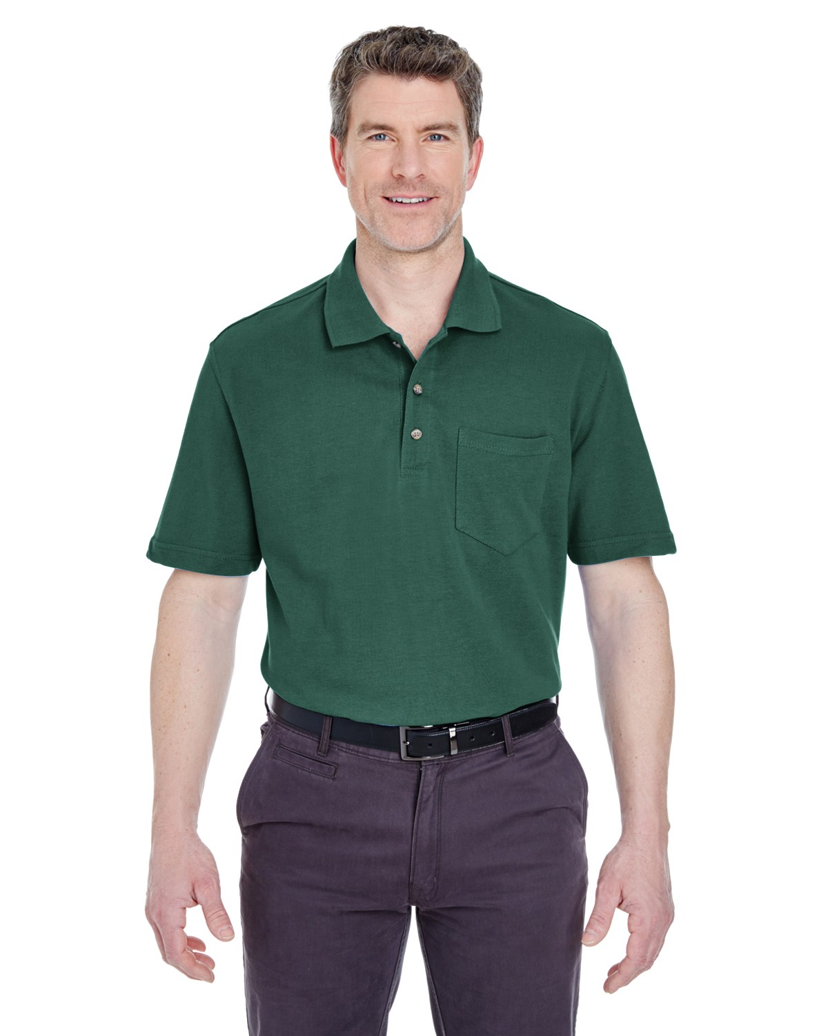 8534 UltraClub FOREST GREEN