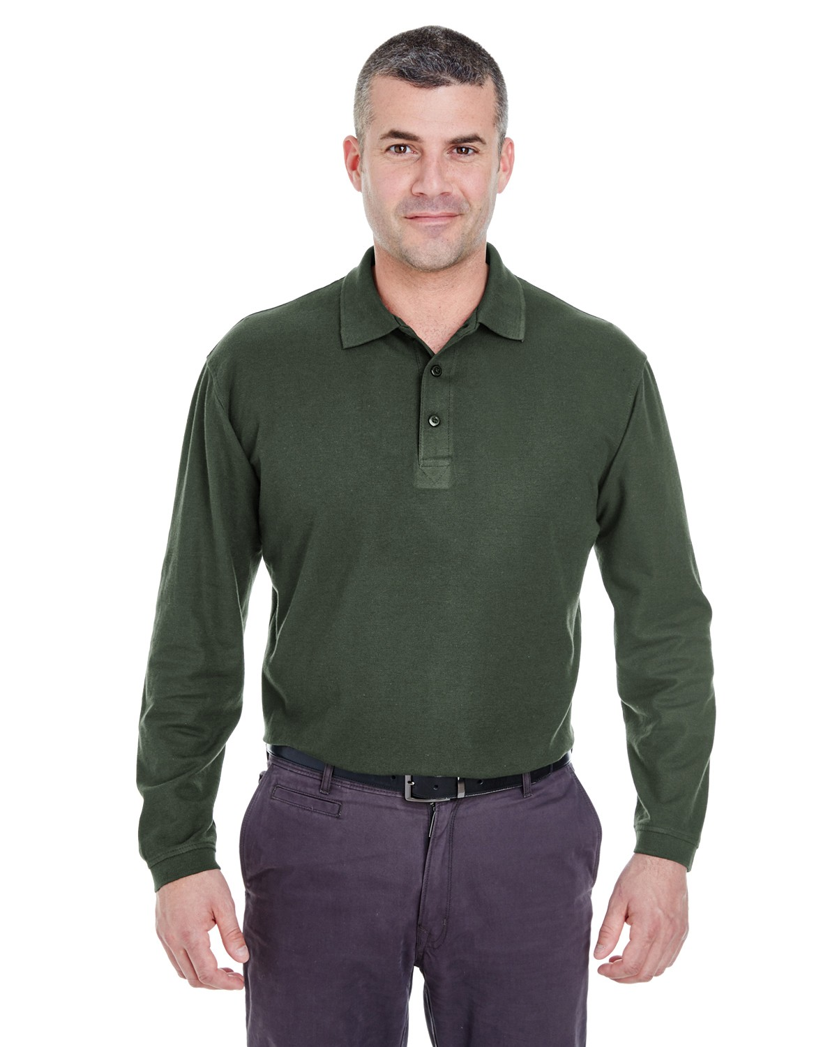 8542 UltraClub FOREST GREEN