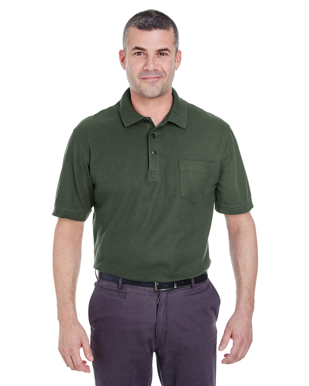 8544 UltraClub FOREST GREEN