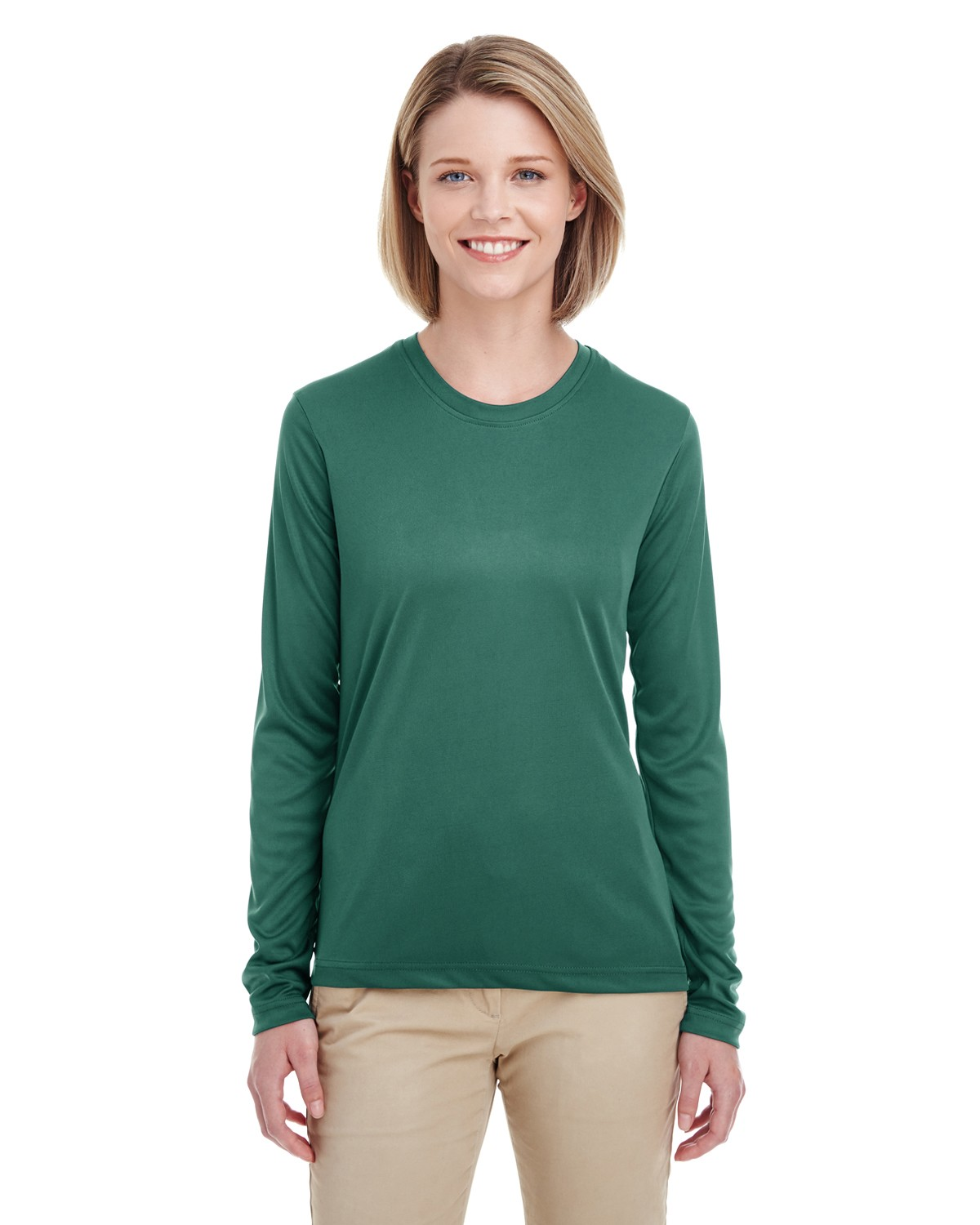 8622W UltraClub FOREST GREEN