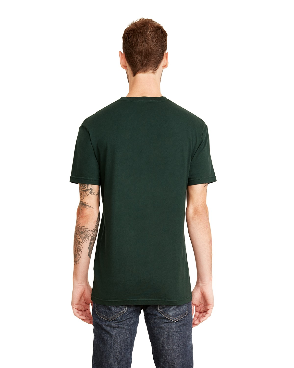 3605 Next Level FOREST GREEN