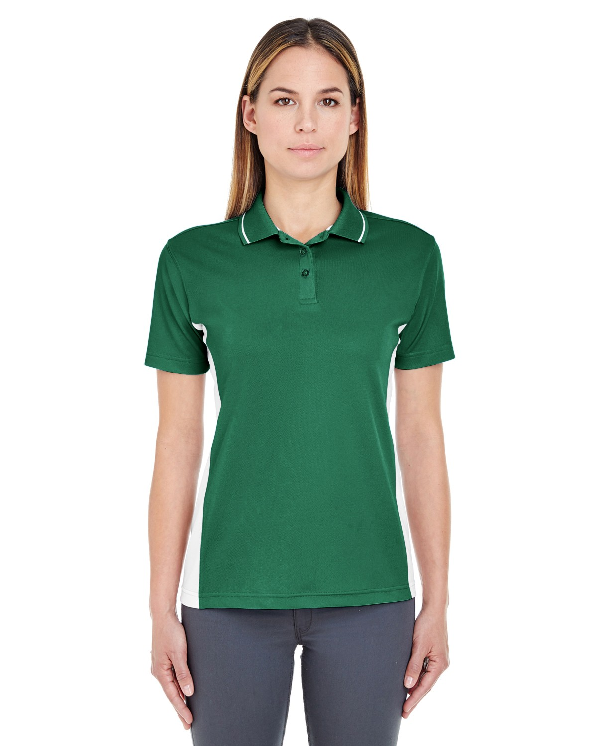 8406L UltraClub FOREST GRN/WHT