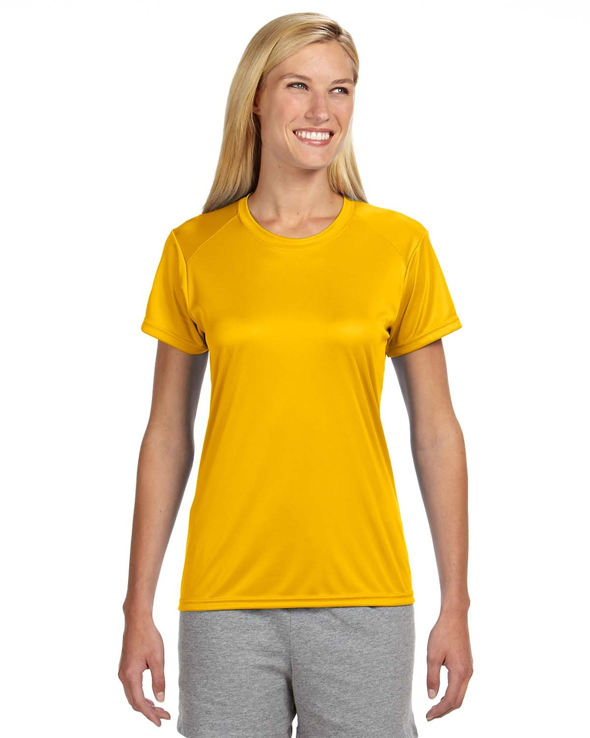 NW3201 A4 Apparel GOLD