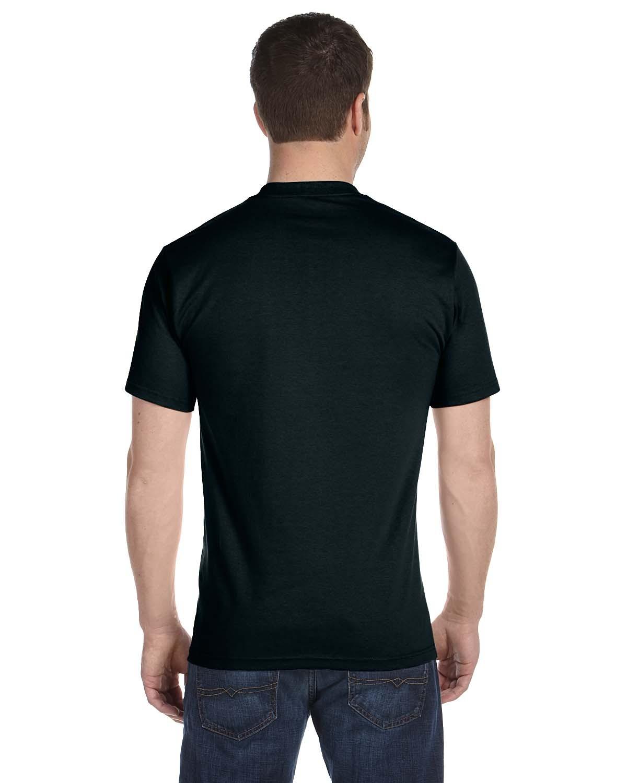 5180 Hanes BLACK