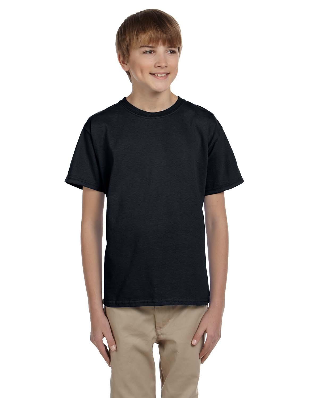 5370 Hanes BLACK
