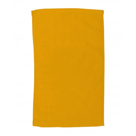 1118DE Pro Towels 1118DE Velour Fingertip Sport Towel GOLD