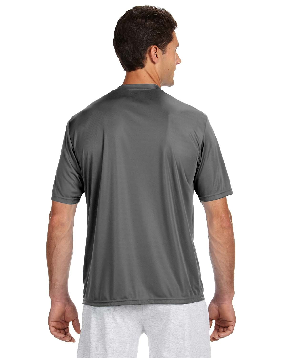 N3142 A4 Apparel GRAPHITE