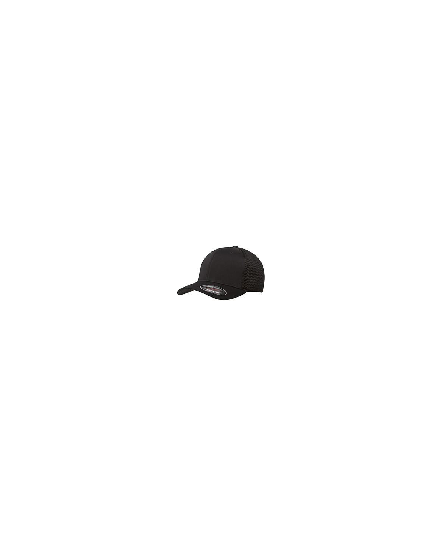 6533 Flexfit BLACK