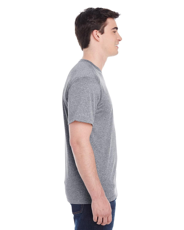 2800 Augusta Sportswear GRAPHITE HEATHER