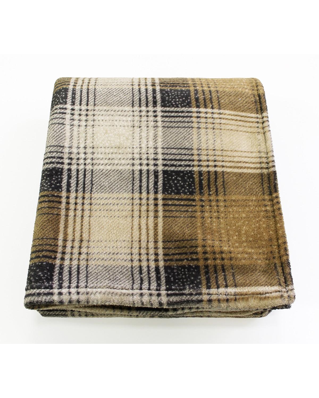 CBN6070 Pro Towels GRAY PLAID