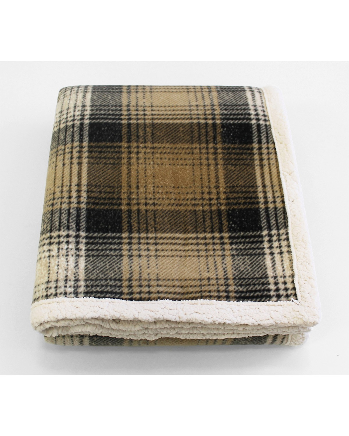 CTP5060 Pro Towels GRAY PLAID