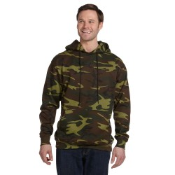 Code Five 3969 Men's Camo Pullover Fleece Hoodie