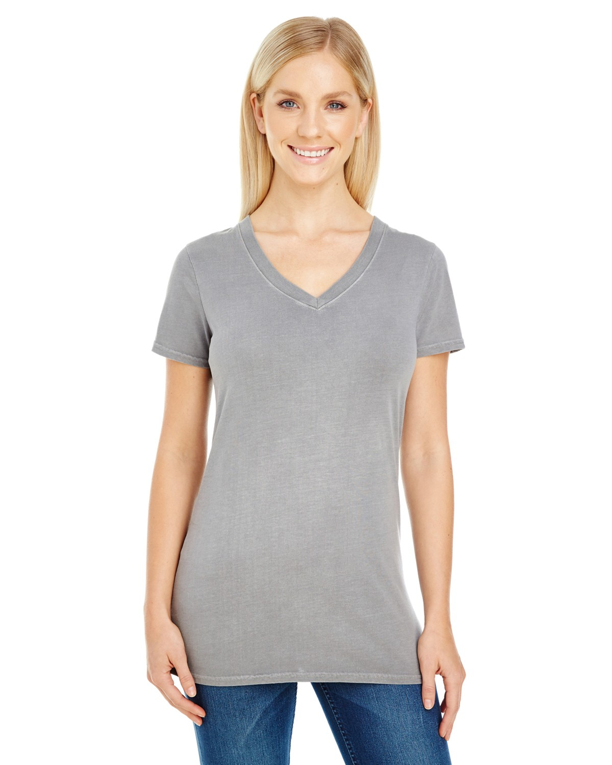 230B Threadfast Apparel GREY